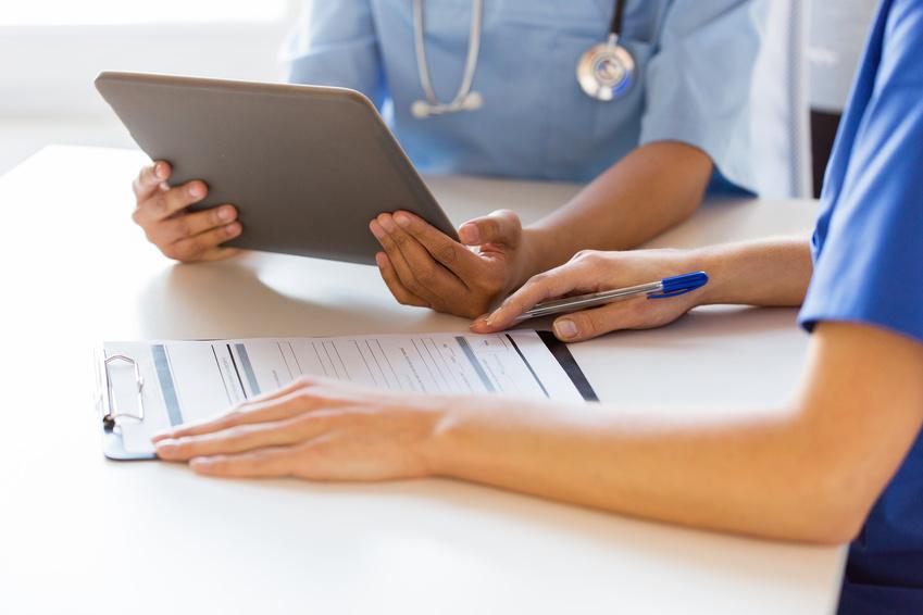 Krankenpflege und Krankendienst