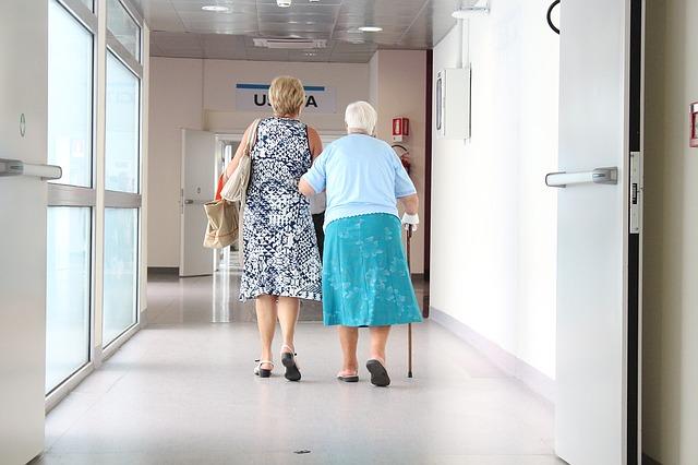 Patientenpflege