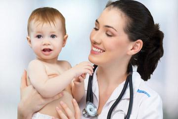 Krankenpflege & Krankenschwester für Kinder in München